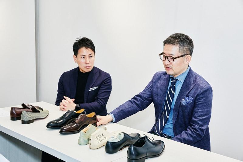 ユニオンインペリアルを始めたのは、我々の伝統を国産ファクトリーブランドとして世に問いたいとデビューさせたからですが、ちょうど国産靴が注目され始めていたタイミングだったのですね