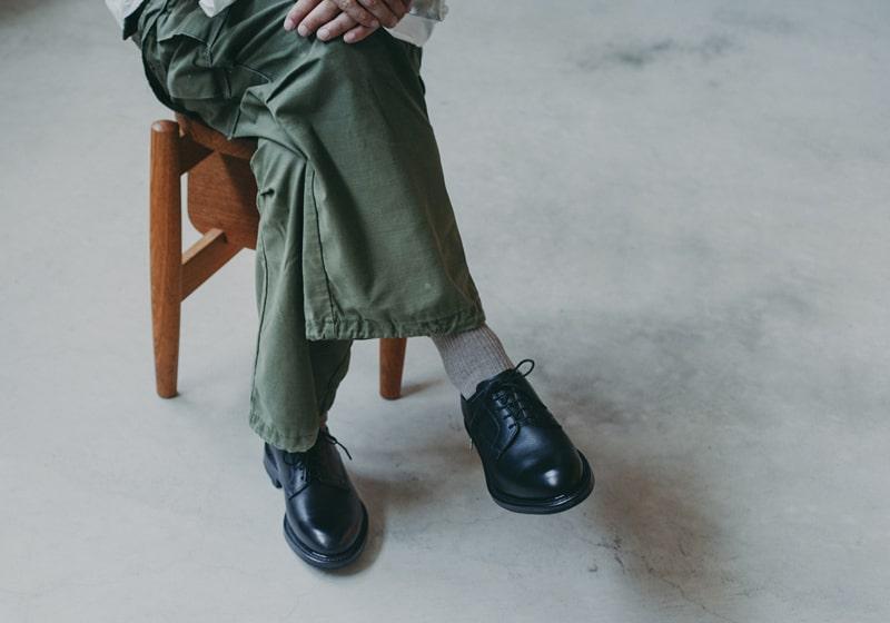 伊勢丹靴博・Okuroji限定 SU501